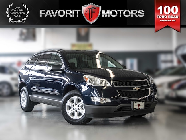2010 Chevrolet Traverse 7 PASS | REAR A/C | TRACTION SUV