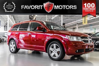 2010 Dodge Journey R/T, Leather, All Wheel Drive, Power Options SUV