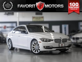 2013 BMW 320I XDRIVE | NAVIGATION | BACKUP SENSORS | SUNROOF Sedan