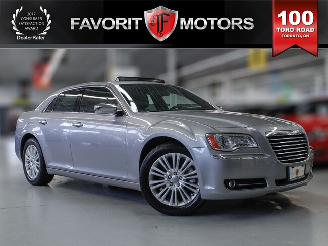 2014 Chrysler 300C Base | AWD | NAVI | PANO SUNROOF Sedan