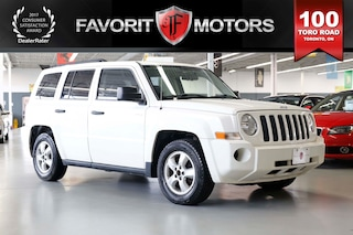2008 Jeep Patriot North FWD | PWR WINDOWS | A/C | AUX SUV