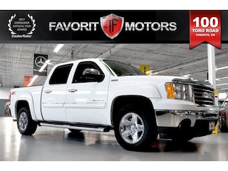 2011 GMC Sierra 1500 SLT ALL TERRAIN Crew Cab Z71 4X4,Leather,Bluetooth Truck