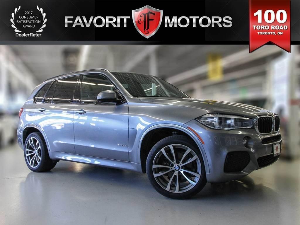 2015 BMW X5 xDrive35i M SPORT | NAV | SUNROOF | 360 CAM | LTHR SUV