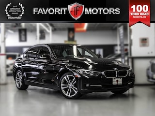 2014 BMW 320i xDrive | SUNROOF | SPORT SEATS | RED LEATHER Sedan