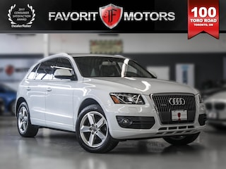 2012 Audi Q5 PREMIUM PLUS | NAVI | PANO ROOF | PUSH START  SUV