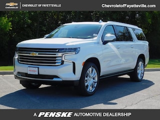 2021 Chevrolet Suburban High Country SUV