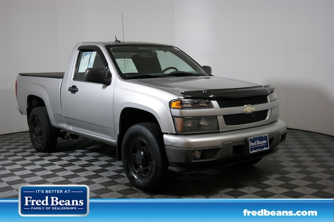 Used Chevy Colorado For Sale >> Used 2010 Chevrolet Colorado For Sale At Fred Beans Hyundai Of