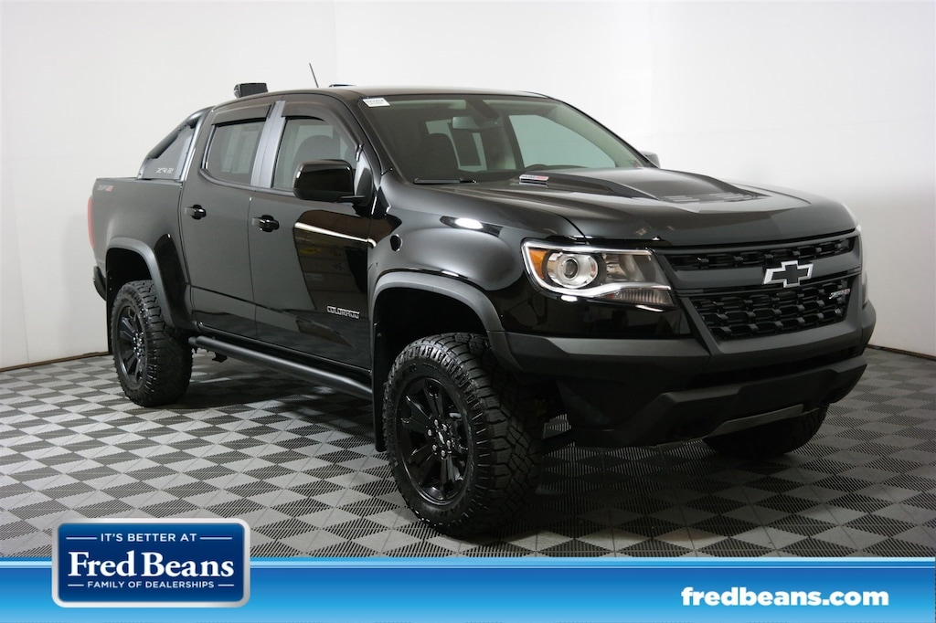 Fred Beans Chevy >> Certified Used 2018 Chevrolet Colorado Zr2 For Sale In Doylestown Pa Serving New Britain Pa Philadelphia Chalfont 1gcptee1xj1197629
