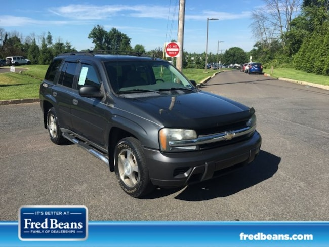 used 2007 chevrolet trailblazer for sale langhorne pa c90031x1 1gndt13s772306484 fred beans hyundai of langhorne
