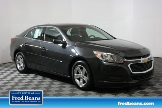 Fred Beans Chevrolet >> Used 2015 Chevrolet Malibu For Sale At Fred Beans Hyundai Of