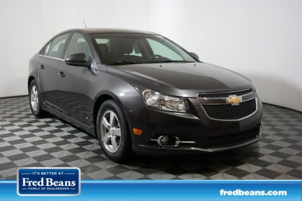 Fred Beans Chevrolet >> Used 2014 Chevrolet Cruze For Sale In Doylestown Pa Serving New Britain Pa Chalfont Warrington Township 1g1pc5sb4e7110428