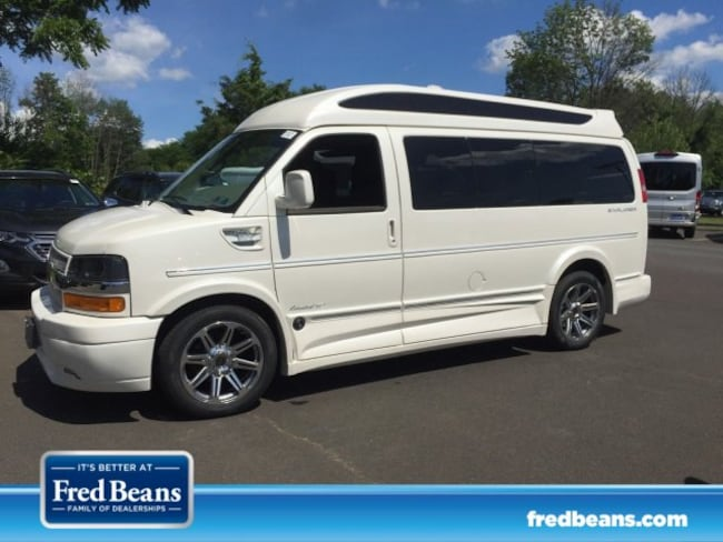 c99ea798e5 New 2018 Chevrolet Express 2500 Work Van in Flemington ...