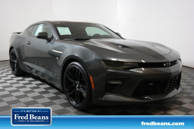 Fred Beans Chevrolet >> Used 2016 Chevrolet Camaro For Sale At Fred Beans Volkswagen