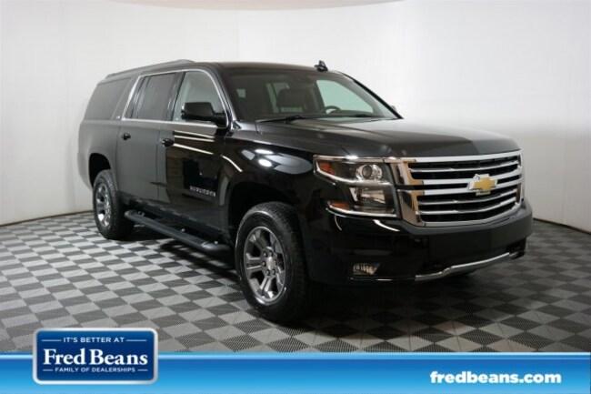 Fred Beans Chevrolet >> Used 2018 Chevrolet Suburban For Sale At Fred Beans Volkswagen Vin