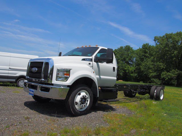 New 2017 Ford F650 In Flemington 1fdnf6ayxhdb00571 Serving Bridgewater