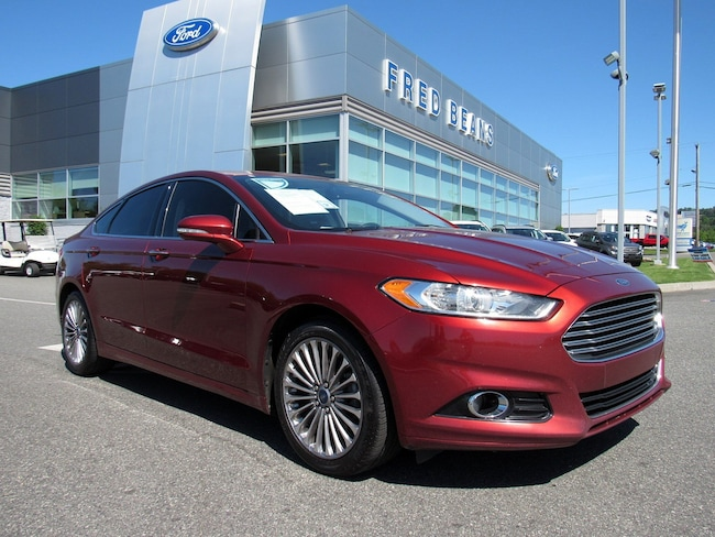 2014 Ford Fusion For Sale >> Used 2014 Ford Fusion For Sale Langhorne Pa Serving Levittown Pa