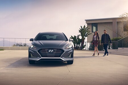 2018 Hyundai Sonata Vs Ford Fusion