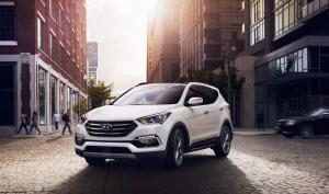 The Hyundai Santa Fe Sport And Ford Edge