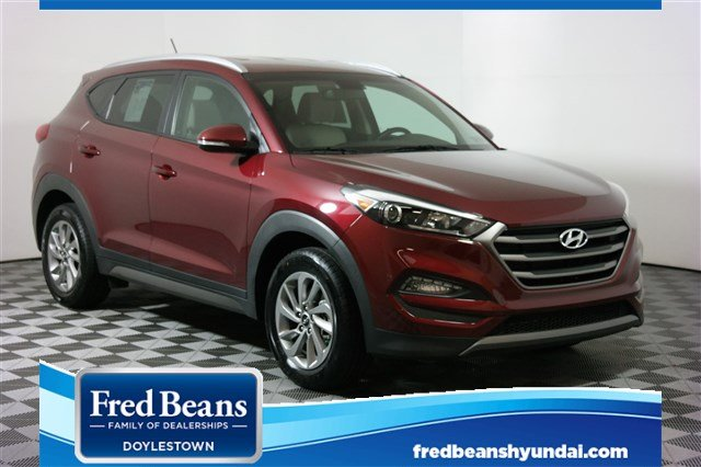 2016 Hyundai Tucson Eco AWD  Eco w/Beige Int