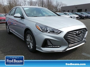 New 2019 Hyundai Sonata Hybrid For Sale at Fred Beans