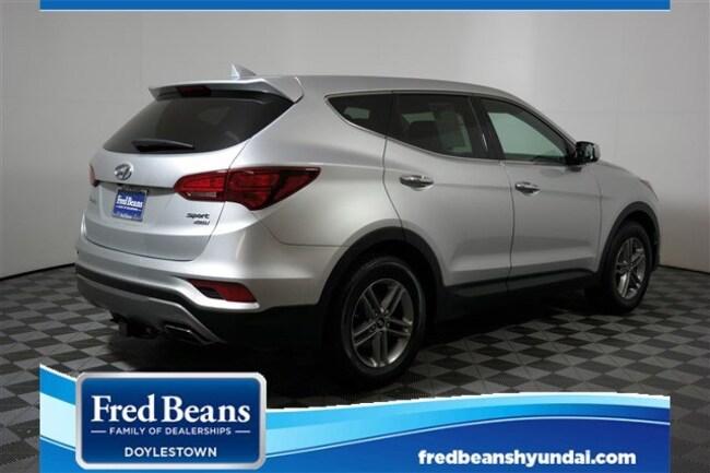 Used 2017 Hyundai Santa Fe Sport For Sale Langhorne Pa