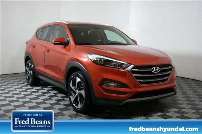 2016 Hyundai Tucson Sport AWD  Sport