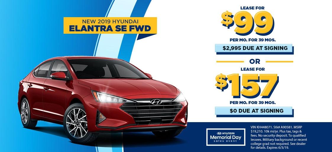 Fred Beans Hyundai >> New Vehicle Specials at Fred Beans Hyundai - Doylestown