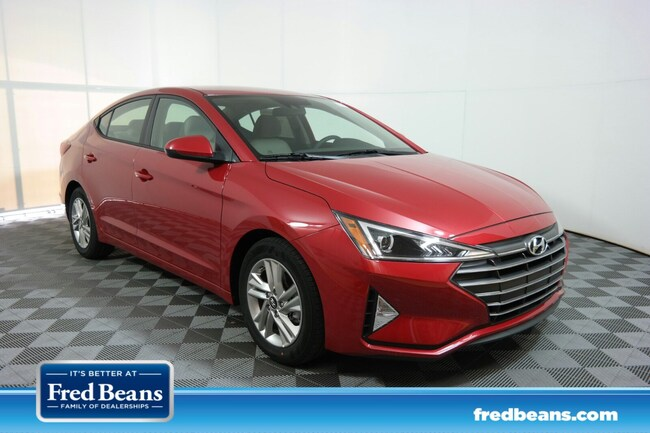 New 2019 Hyundai Elantra SEL Sedan For sale in Langhorne, PA