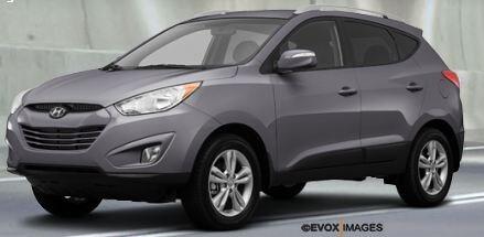 Captivating 2013 Hyundai Tucson Review