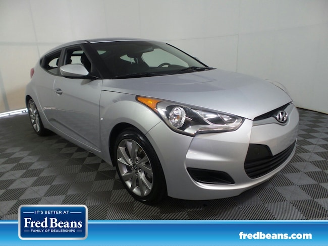 Certified Pre-Owned 2016 Hyundai Veloster Hatchback For Sale in Langhorne, PA