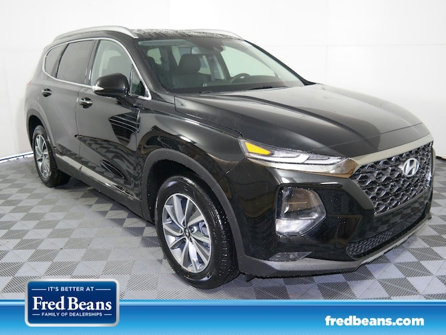 New 2019 Hyundai Santa Fe Limited SUV For sale in Langhorne, PA