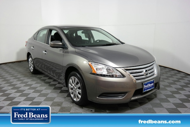 Pre-Owned  2015 Nissan Sentra SV Sedan For Sale in Langhorne, PA