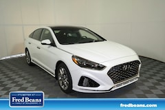 New 2019 Hyundai Sonata Limited Sedan 5NPE34AB6KH736046 in Langhorne, PA