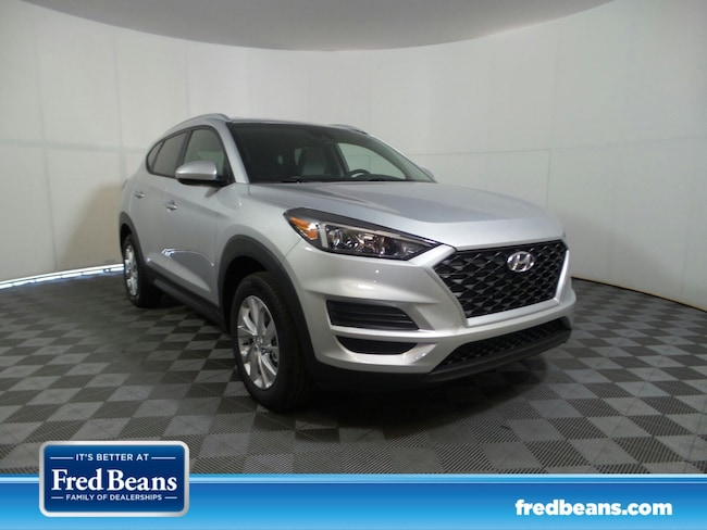 New 2019 Hyundai Tucson Value SUV For sale in Langhorne, PA