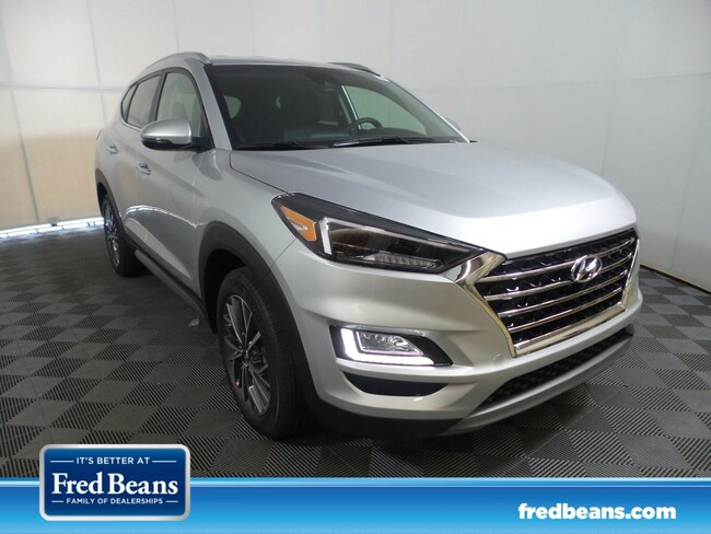 New 2019 Hyundai Tucson Limited SUV For sale in Langhorne, PA