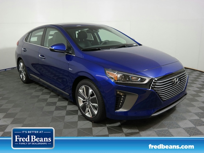 New 2019 Hyundai Ioniq Hybrid Limited Ultimate Hatchback For sale in Langhorne, PA