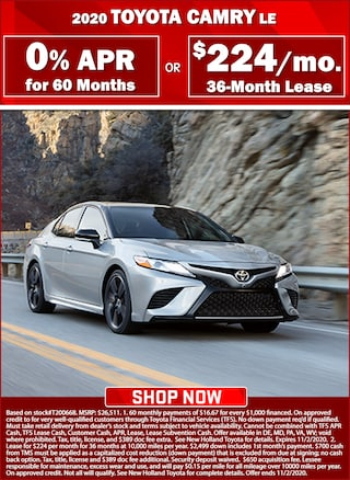 0% APR for 60 Months OR Lease for $224/mo for 36 mos.!