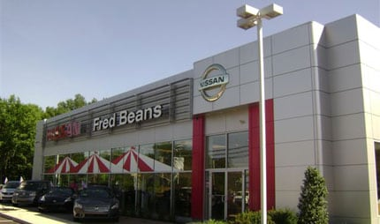 Merchants Tire Near Me >> Hours & Directions | Fred Beans Nissan of Doylestown