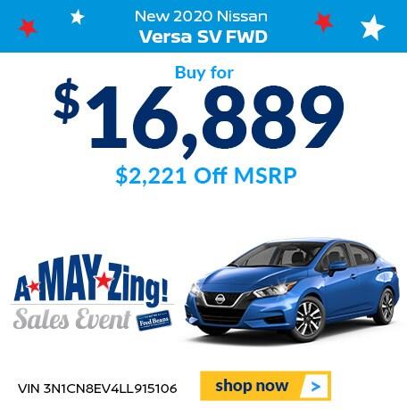 2020 Nissan Versa 1.6 SV FWD