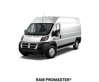 RAM Promaster ar Crown CDJR of Dublin.