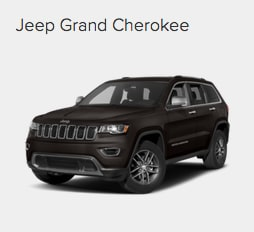 Jeep Grand Cherokee at Crown CDJR of Dublin.