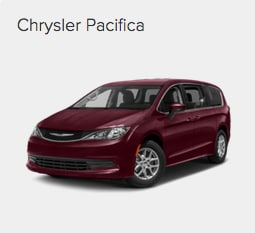 New Chrysler Pacifica Denver Colorado