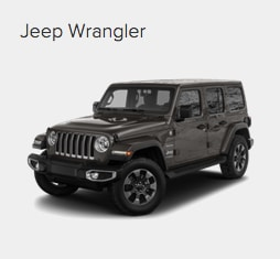 New Jeep Wrangler Denver Colorado