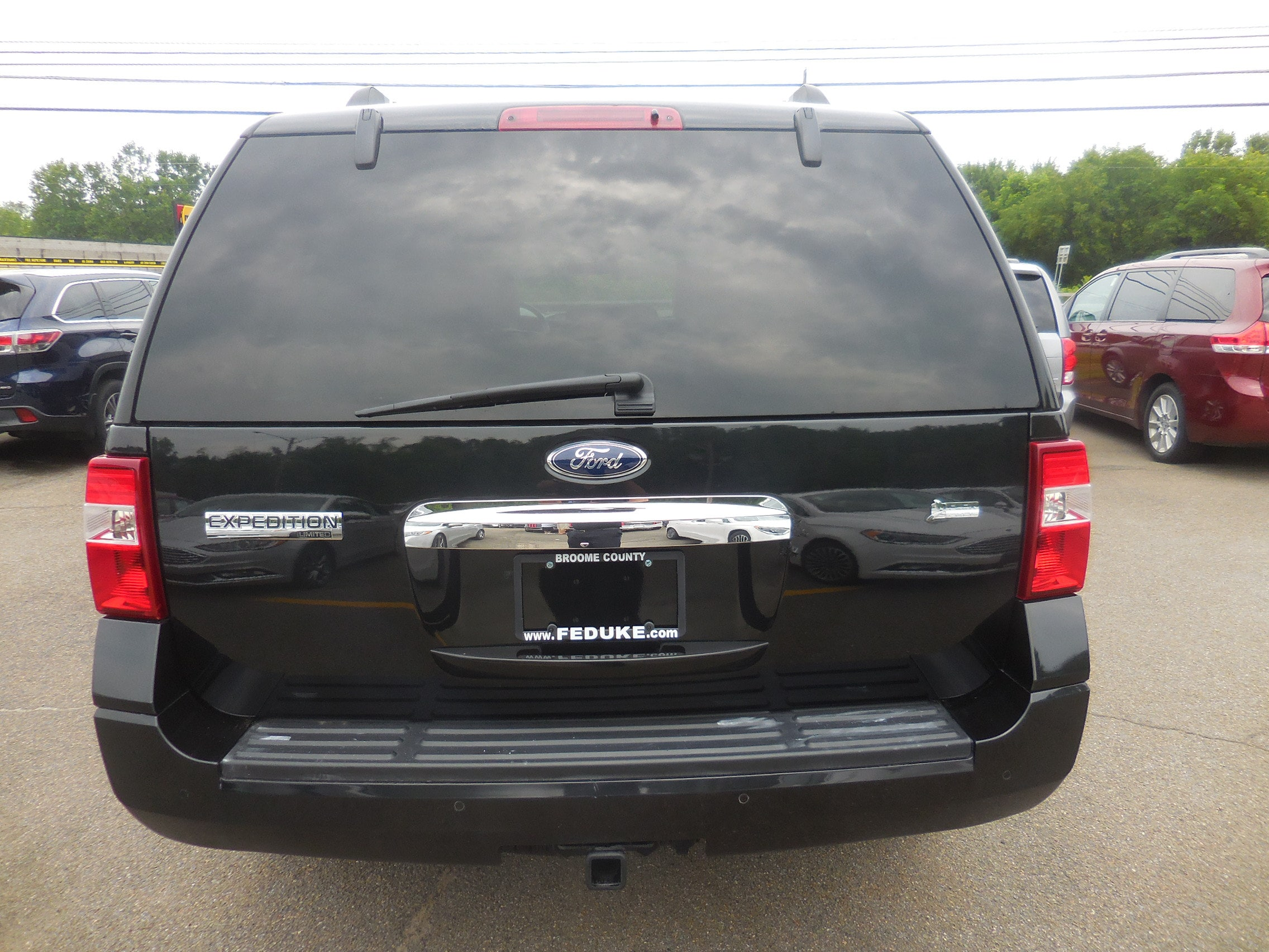 Used 2013 Ford Expedition For Sale at Feduke Lincoln | VIN