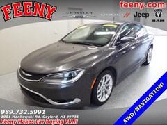 2016 Chrysler 200 C Sedan 1C3CCCEG5GN118350