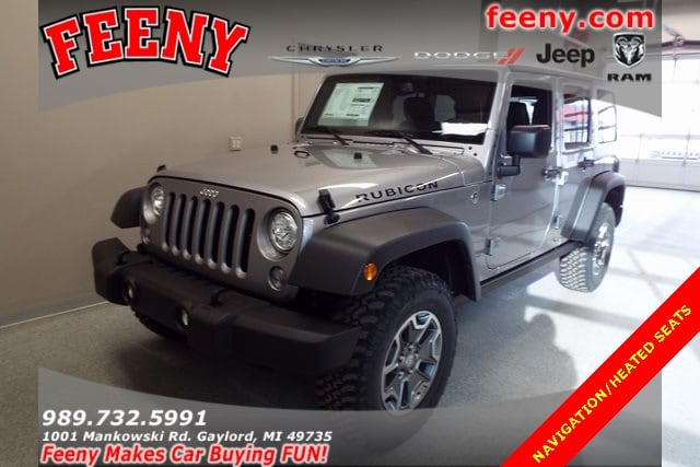 2018 Jeep Wrangler Unlimited WRANGLER JK UNLIMITED RUBICON 4X4 Sport Utility
