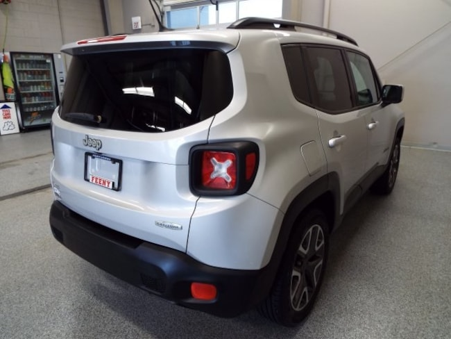 used 2015 jeep renegade latitude for sale gaylord mi. Black Bedroom Furniture Sets. Home Design Ideas