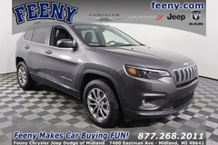 2019 Jeep Cherokee LATITUDE PLUS 4X4 Sport Utility For Sale in Midland, MI