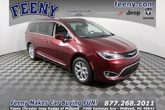 New Chrysler Dodge Jeep Ram 2019 Chrysler Pacifica TOURING L PLUS Passenger Van for sale in Midland MI
