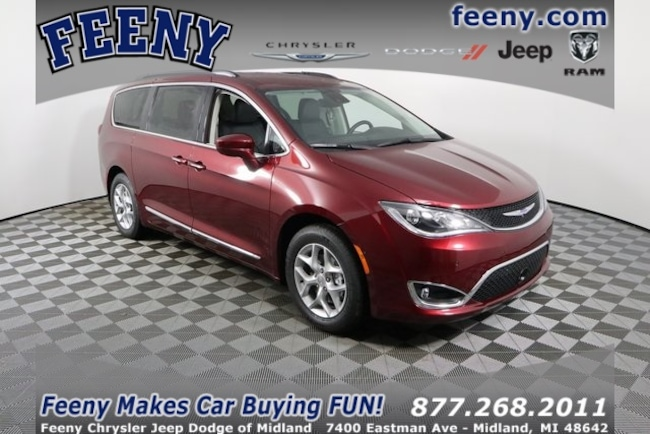 New 2019 Chrysler Pacifica TOURING L PLUS Passenger Van In Midland